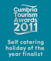 Self catering holiday of the year 2011 finalist